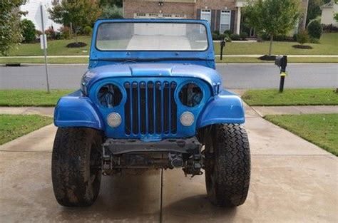 Buy new 1976-1979 Jeep CJ5 Clearance Sale- Parts just