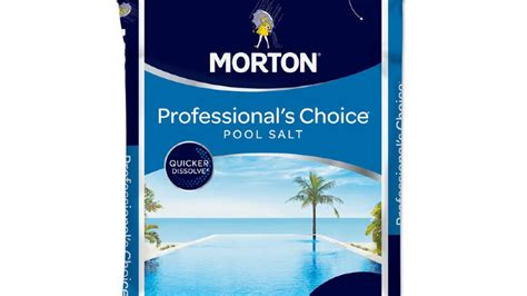 How To Choose The Right Pool Salt