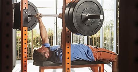 How to Bench Press Your Body Weight - Men's Journal