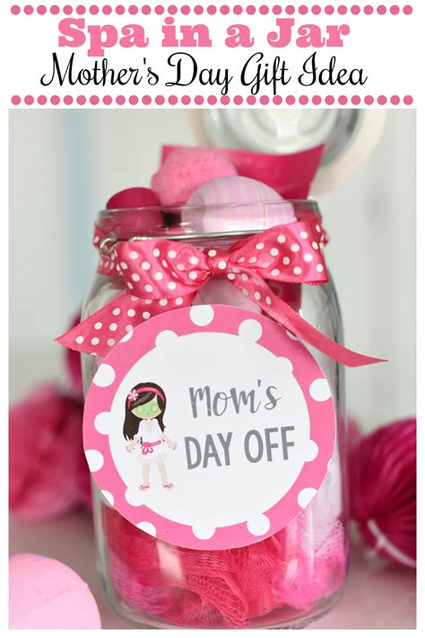 Mother's Day Gift: Spa in a Jar – Fun-Squared