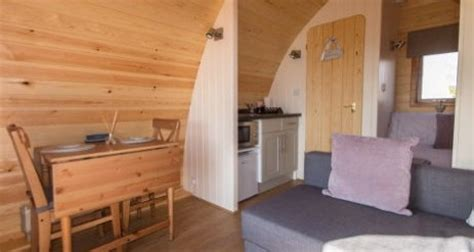 Glamping Scotland with Hot Tub