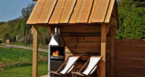 Glamping Warwickshire with hot tub