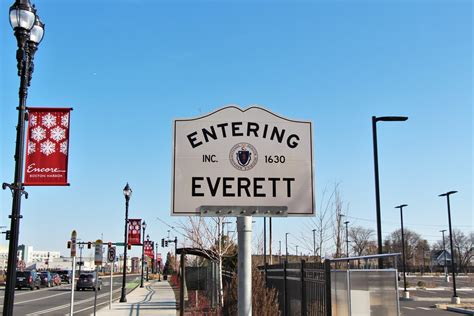 Everett, MA | Everett is a city in Middlesex County