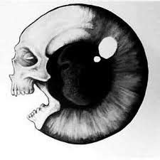 Image result for easy creepy drawing ideas   Creepy