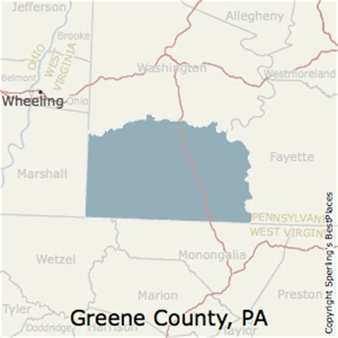 Best Places to Live in Greene County, Pennsylvania