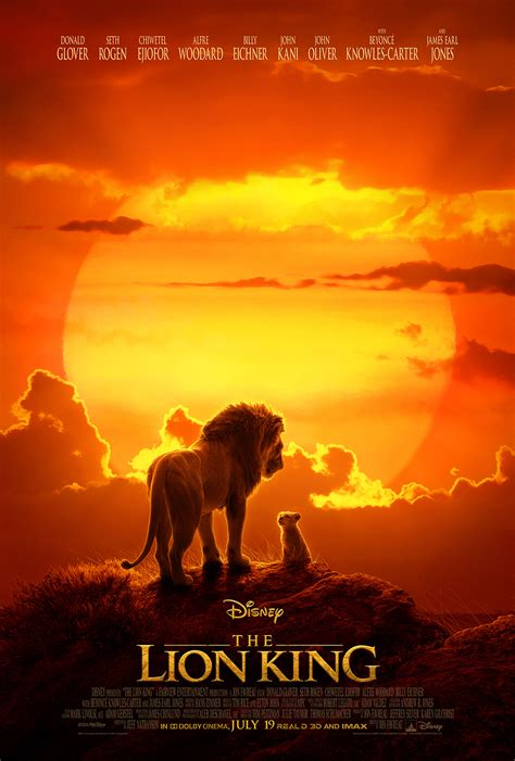 New Trailer and Poster Released for Disney's Live Action