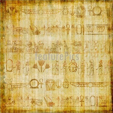 Texture: Egyptian Paper - Stock Photo I2221411 at FeaturePics