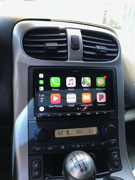 CarPlay Installs: Kenwood DNX-874S in an 2005 Chevy