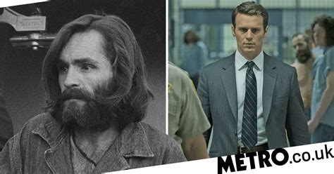 Charles Manson and Son of Sam 'confirmed for Mindhunter