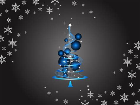 Abstract Christmas Tree Vector Art & Graphics | freevector
