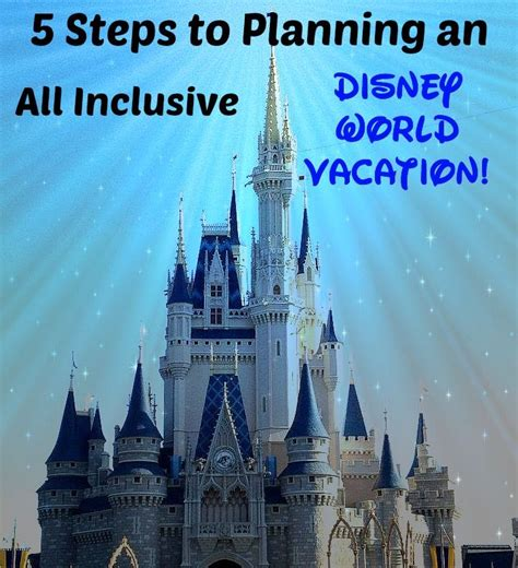 All Inclusive Disney World Packages