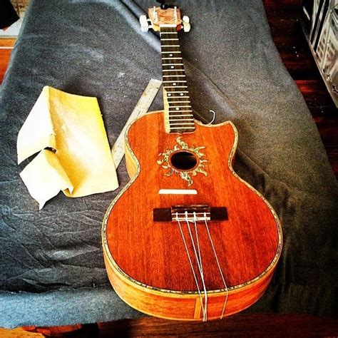 Convert your Baritone ukulele from DGBE tuning to GCEA