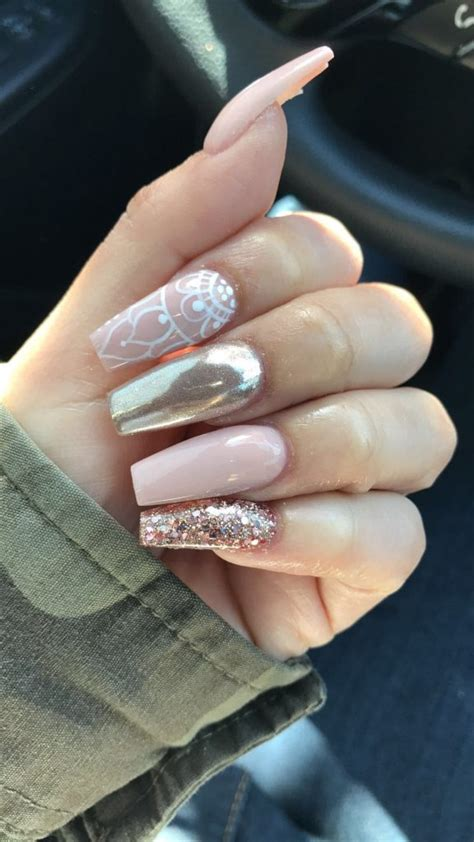 Coffin nails 2019 tumblr - New Expression Nails