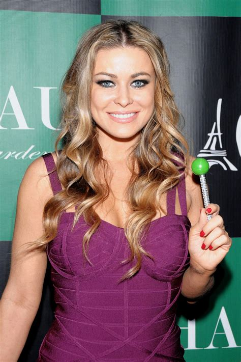 CARMEN ELECTRA at Chateau Nightclub and Gardens in Las