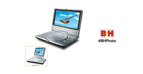 Coby TF-DVD8501 Portable 8