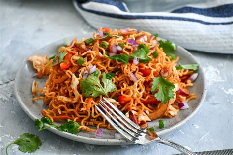 Chinese Bhel – The table of spice