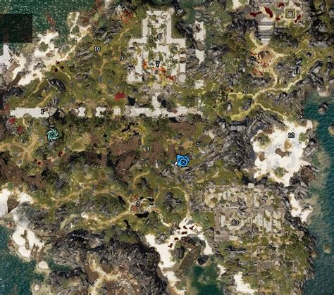 The Hollow Marshes | Divinity Original Sin 2 Wiki