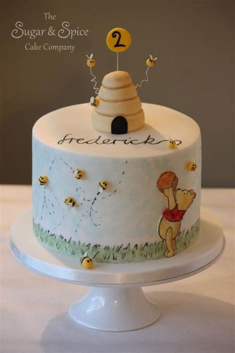 26 Sweet Winnie the Pooh Inspired Cakes – Party Ideas PH