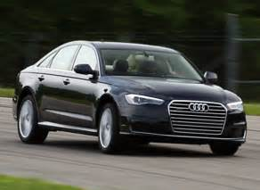 2016 Audi A6 First Drive Review - Consumer Reports