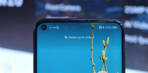 Hide the Display Notch or Camera Cutout in Honor View20