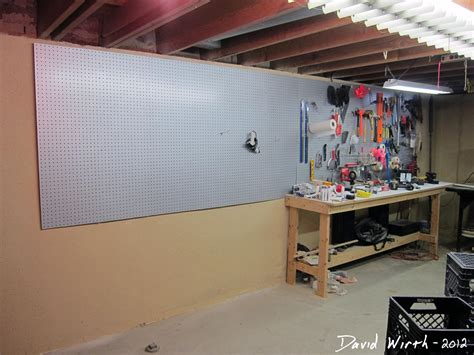 Homemade Craft Table and Workbench