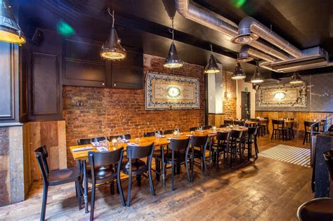 Luxury Private Dining Rooms at Chop Shop - Haymarket