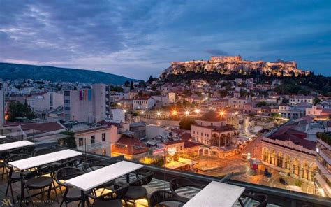 A For Athens Rooftop Bar Is Beyond Amazing - Greek City Times