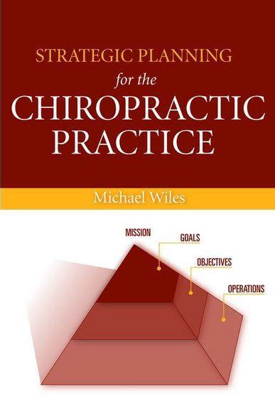 Strategic Planning for the Chiropractic Practice - Annex