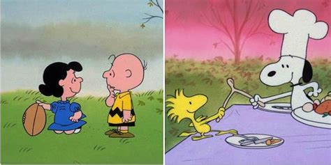 """Don't Forget to Watch """"A Charlie Brown Thanksgiving"""