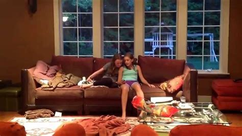 Fun things to do at a (girls) sleepover - YouTube