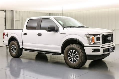 Sidewinder Ford F-150 Is No Rattlesnake, Features 35-inch