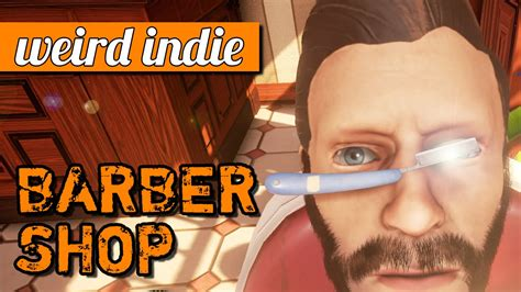 The Barber Shop game: Hipster stabbing simulator! (PC