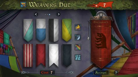 The Banner Saga: Factions: Banners of Factions @ IndieRPGs