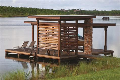 Boat Dock, the Perfect Lakeside Hangout | Builder Magazine