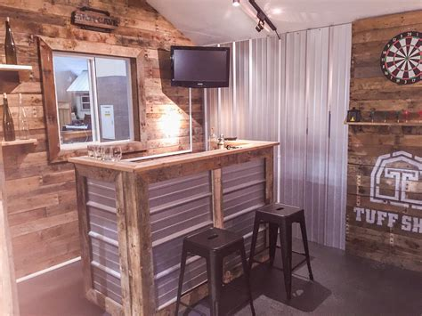 6 Steps to a Game Day Shed – Tuff Shed