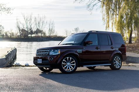 Second Look: 2016 Land Rover LR4   Canadian Auto Review