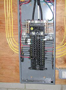 Residential Electrical Contracting-Installation