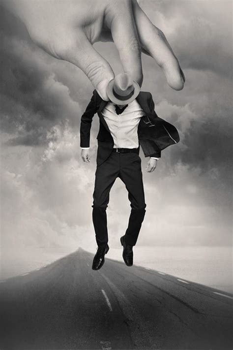 10 Most Amazing Surrealistic Photo Montages By Tommy Ingberg