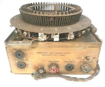 WURLITZER 2810 JUKEBOX part sale: 2 SPRINGS for the FRONT