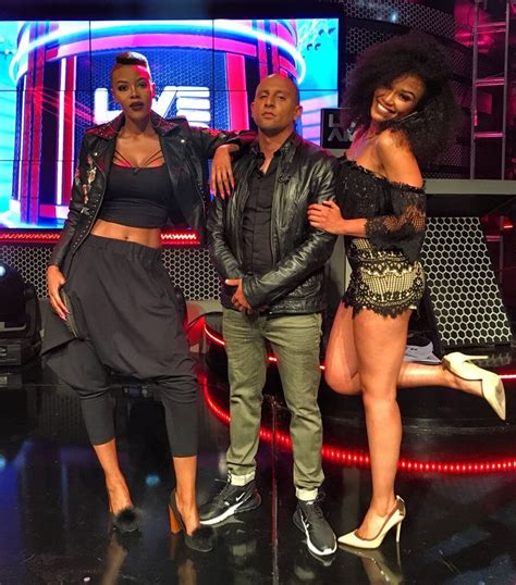 The New LIVEAmp Presenters Announced! From Bonang and